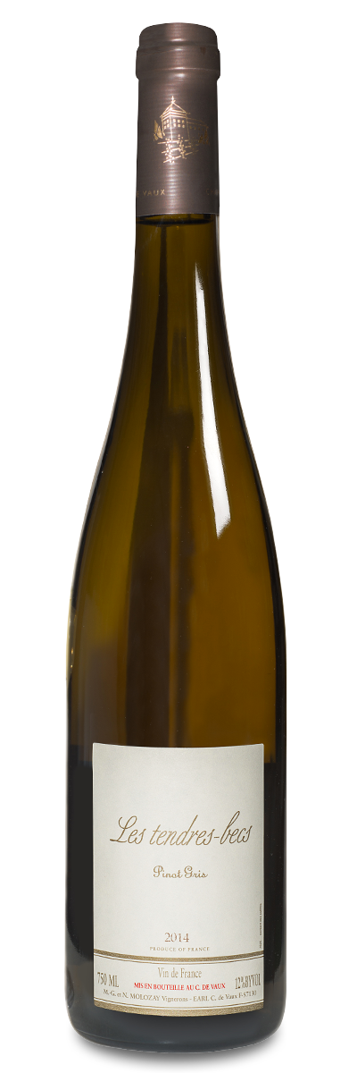 LES TENDRES-BECS Pinot Gris